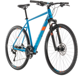 Cube Cross Pro, blue'n'orange
